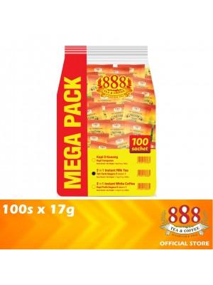 888 3 in 1 Instant Milk Tea Value Pack 100s x 17g