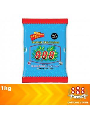 888 Ceylon Tea Dust Black Label 1kg