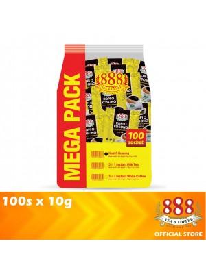 888 Kopi O Kosong Value Pack 100s x 10g