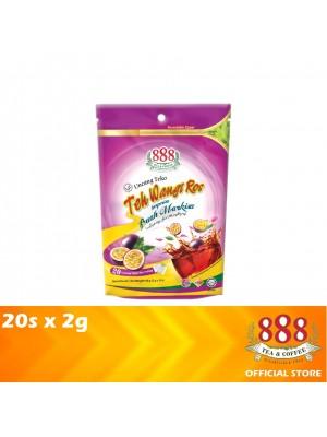 888 Teh Wangi Ros Passion Fruit Potbag 20s x 2g