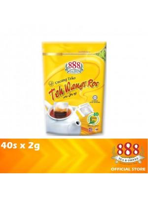 888 Teh Wangi Ros Potbag 40s x 2g