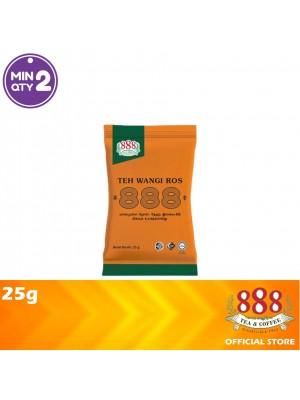 888 Teh Wangi Ros Serbuk 25g