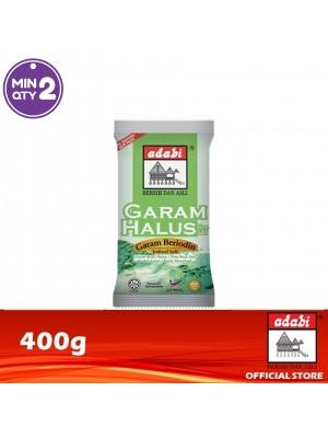 Adabi Garam halus 400g [Essential]