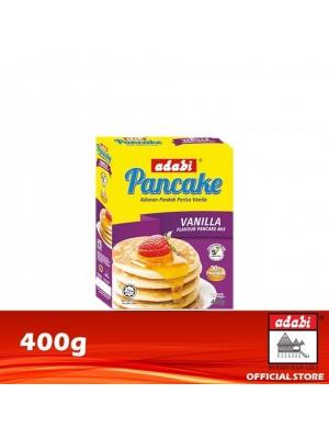 Adabi Instant Pancake Vanilla Flavour 400g [Essential]