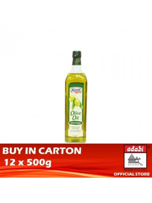 Adabi Kent Boringer Extra Virgin Olive Oil 12 x 500ml