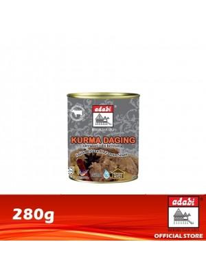 Adabi Kurma Daging Dengan Ubi Kentang 280g [Essential]