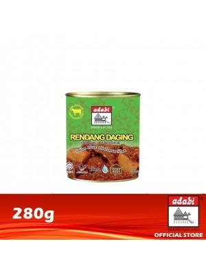 Adabi Rendang Daging Dengan Ubi Kentang 280g [Essential]
