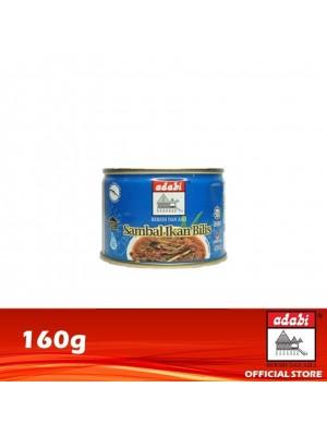 Adabi Sambal Ikan Bilis 160g [Essential]