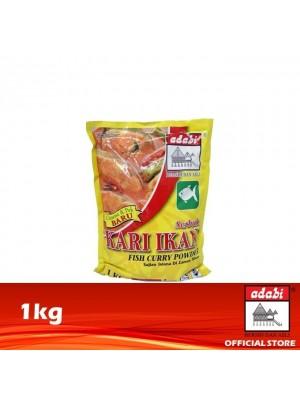 Adabi Serbuk Kari Ikan 1kg