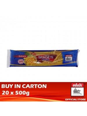 Adabi Spageti Kasar 20 x 500g [Essential]