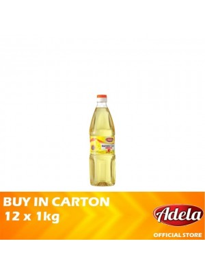 Adela Blended Sunflower & Canola Oil 12 x 1kg