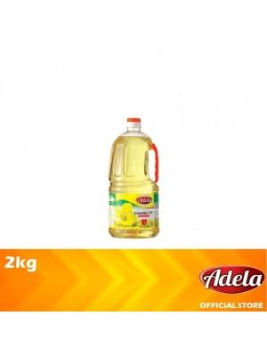 Adela Canola Oil 2kg [Essential]