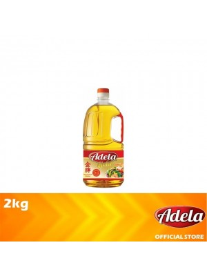 Adela Gold Blended Cooking Oil 2kg