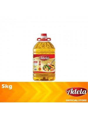 Adela Gold Blended Cooking Oil 5kg [Essential]
