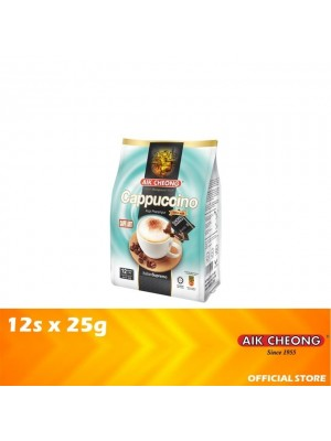 Aik Cheong 3 in 1 Cappuccino 12s x 25g