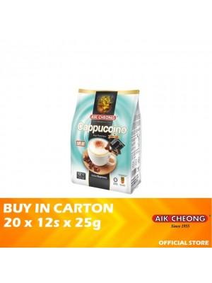 Aik Cheong 3 in 1 Cappuccino 20 x 12s x 25g