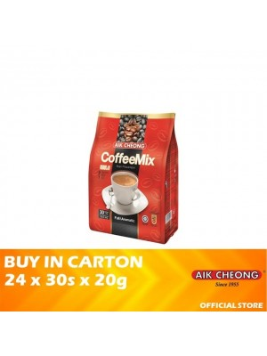 Aik Cheong 3 in 1 Coffee Mix Regular 24 x 30s x 20g