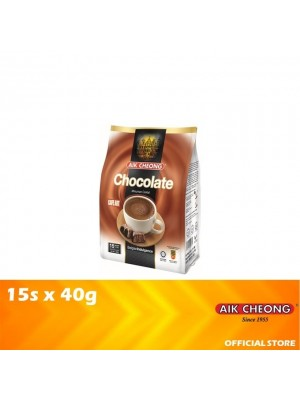 Aik Cheong 3 in 1 Hot Chocolate 15s x 40g