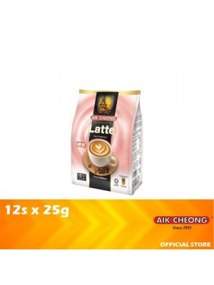 Aik Cheong 3 in 1 Latte 12s x 25g