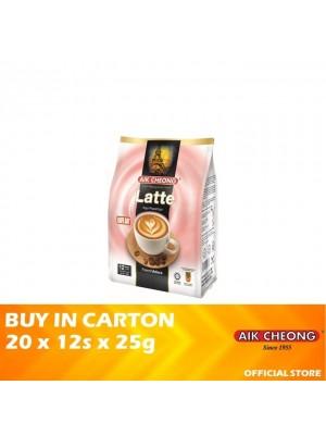 Aik Cheong 3 in 1 Latte 20 x 12s x 25g