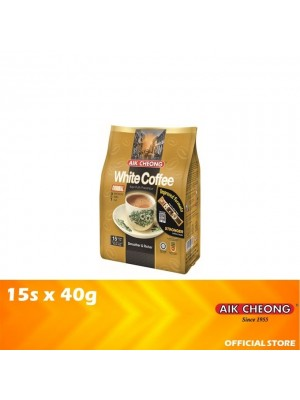 Aik Cheong 3 in 1 White Coffee Tarik Original 15s x 40g