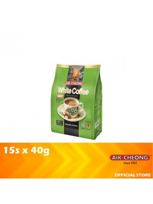 Aik Cheong 4 in 1 White Coffee Tarik Hazelnut 15s x 40g