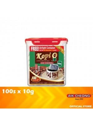 Aik Cheong Coffee O Bag Original Can 100s x 10g