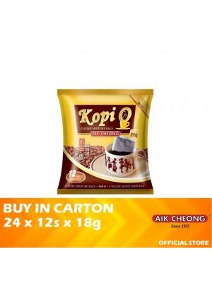 Aik Cheong Coffee O Bag Strong 24 x 12s x 18g