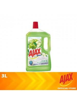 Ajax Fabuloso Apple Fresh Multi Purpose Cleaner 3L