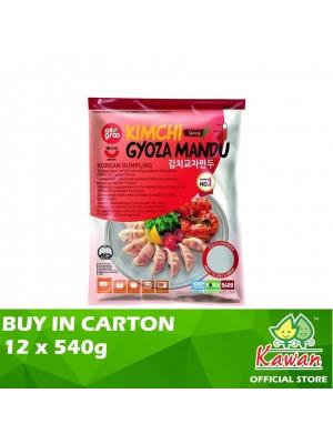Allgroo Kimchi Gyoza Mandu 12 x 540g