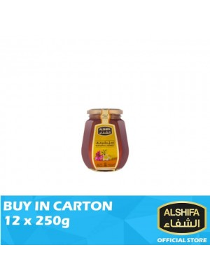 Alshifa Natural Honey Jar 12 x 250g