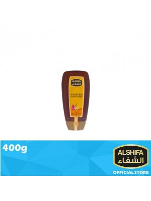 Alshifa Squeezable Natural Honey 400g [MUST BUY]