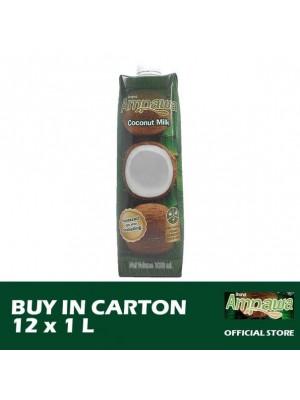 Ampawa Coconut Milk 12 x 1L