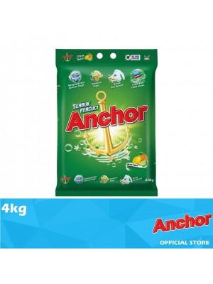 Anchor Detergent Powder Citrus Twist 4kg