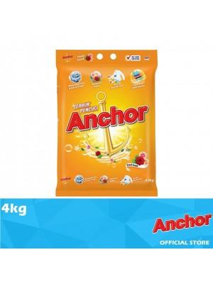Anchor Detergent Powder Fresh Scent 4kg