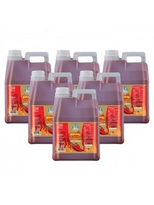 Angel Sriracha Hot Chilli Sauce 6 x 2L