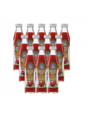 Angel Thai Style Sweet Chilli Sauce 12 x 330g
