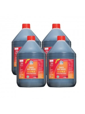 Angel Thick Soy Sauce (Select) 4 x 4.5kg