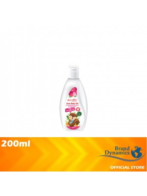 AromaKids Baby Oil Fun Strawberry 200ml