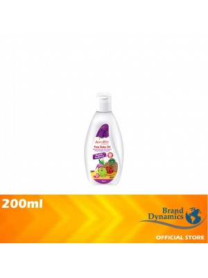 AromaKids Baby Oil Playful Dewberry 200ml