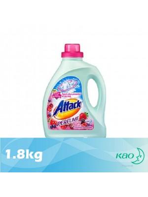 Attack Liquid Detergent Perfume Fruity (LATPJ) 1.8kg