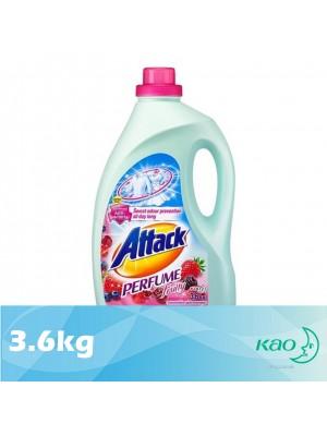 Attack Liquid Detergent Perfume Fruity (LATPJ) 3.6kg