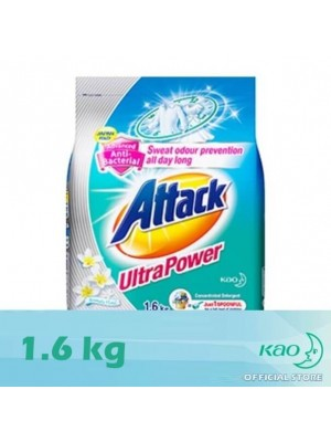 Attack Powder Detergent Concentrate Ultra  Power (ATK) 1.6kg [MCO 2.0]