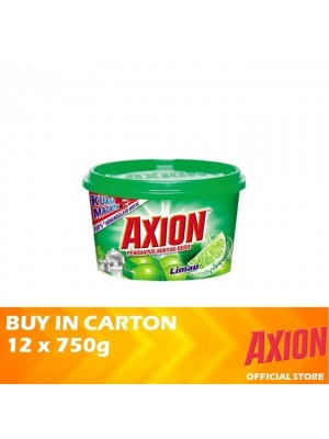 Axion Lime Dishpaste 12 x 750g