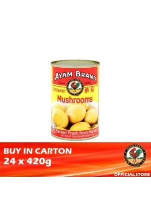 Ayam Brand Mushrooms 24 x 420g