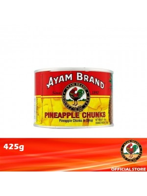 Ayam Brand Pineapple Chunks in Syrup 425g [Essential]