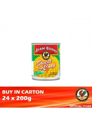 Ayam Brand Sweet Cup Corn 24 x 200g [Essential]