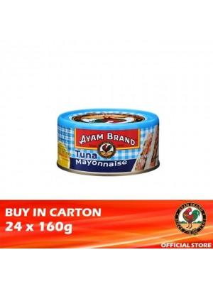 Ayam Brand Tuna Mayonnaise - Natural 24 x 160g
