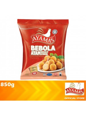Ayamas Breaded Chicken Meatballs 850g