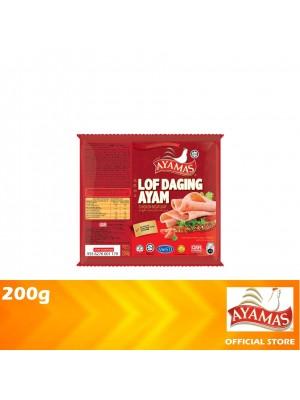Ayamas Chicken Meatloaf 200g
